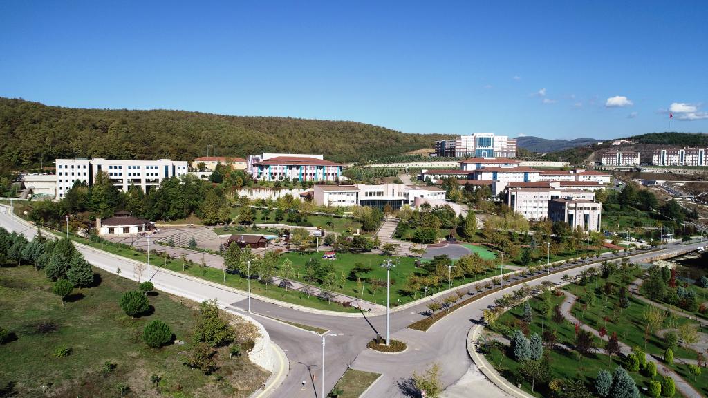 Üniversitemiz Dünyada İlk 100'de