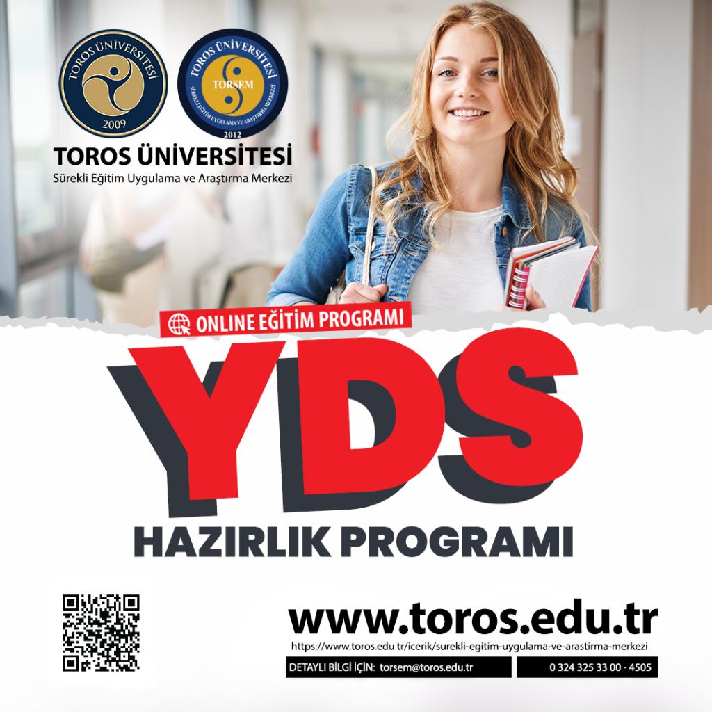 YDS Hazırlık Programı