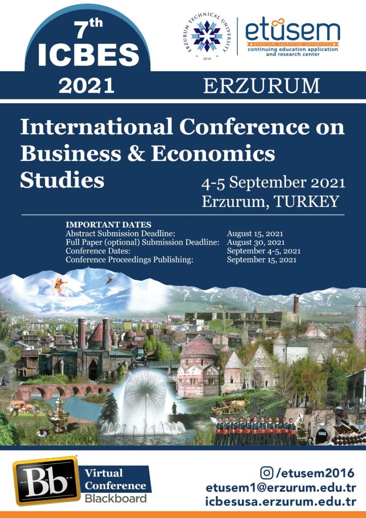 Erzurum Teknik Üniversitesi Sempozyum Duyuruları