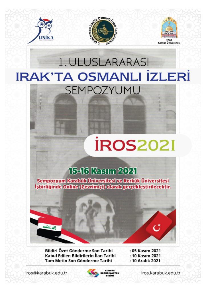 1. Uluslararası Irak'ta Osmanlı İzleri Sempozyumu