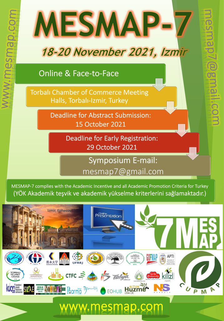 The Mediterranean Symposium on Medicinal and Aromatic Plants