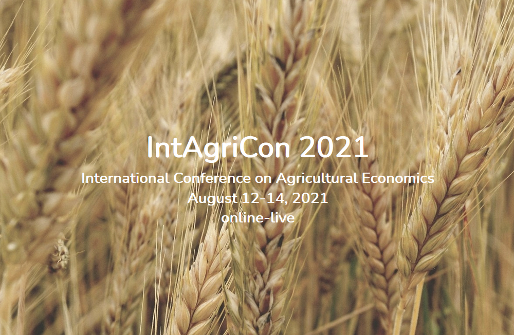 IntAgriCon 2021 (International Conference on Agricultural Economics