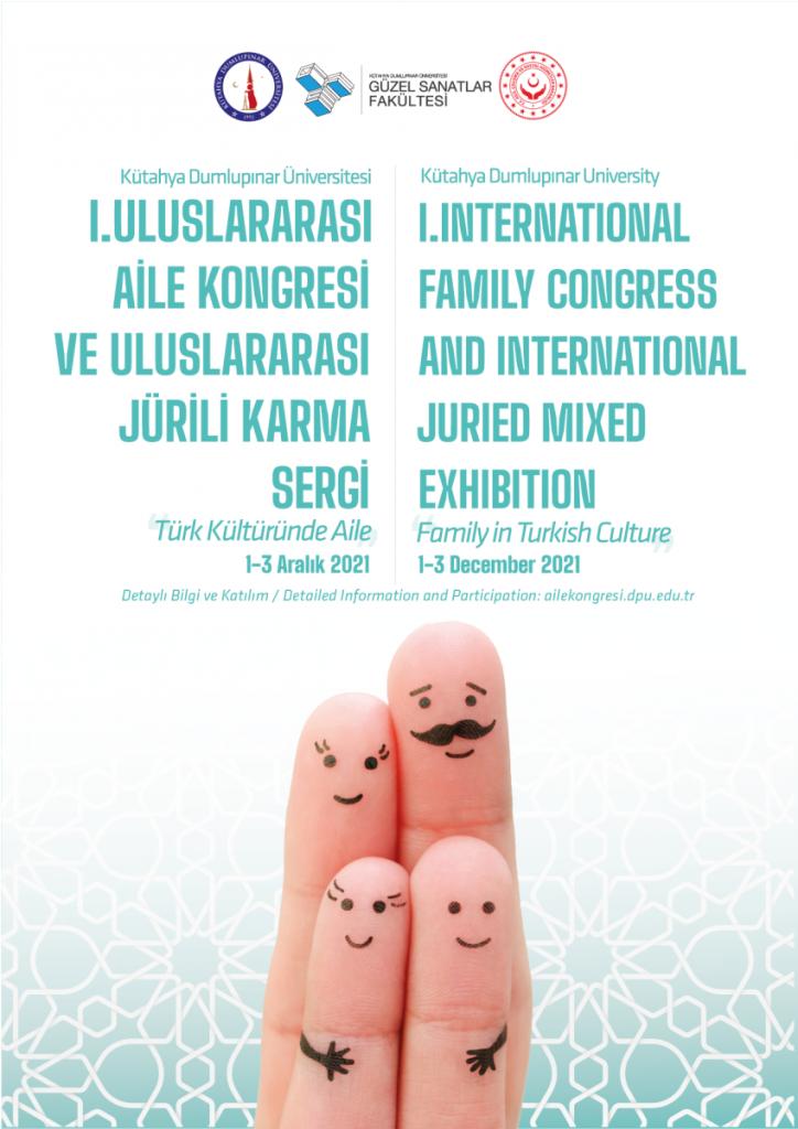 I. Uluslararası Aile Kongresi ve Uluslararası Jürili Karma Sergi