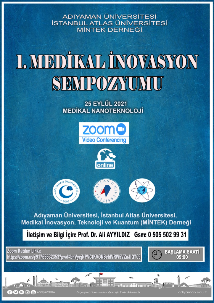 1. Medikal İnovasyon Sempozyumu